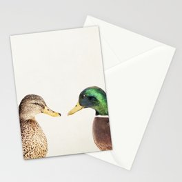 Two Ducks Stationery Cards