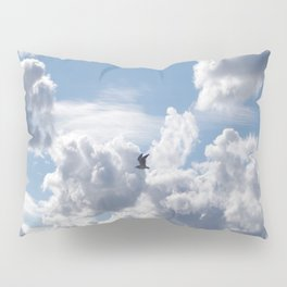 Free as a bird Pillow Sham