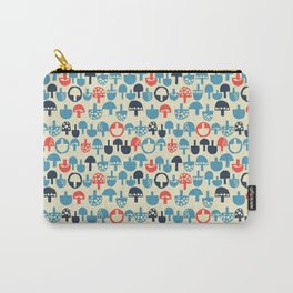 Mushroom Boom Carry-All Pouch