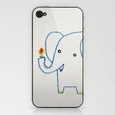 E Elephant iPhone & iPod Skin