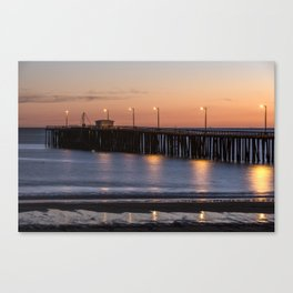 Carol M. Highsmith - Ocean Sunset Canvas Print