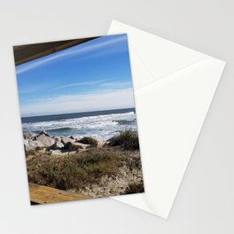Fort Fisher, Kure beach Stationery Cards