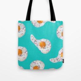 SunnySprinkles Aqua Tote Bag
