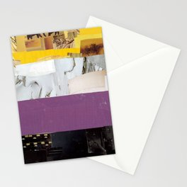 Non-Binary Pride Flag Collage Stationery Cards