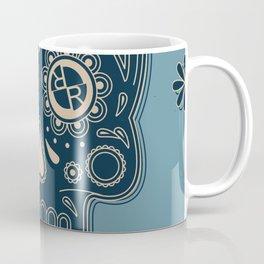 Rubino Dia De Muertos Coffee Mug