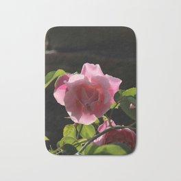 Rose rose Bath Mat