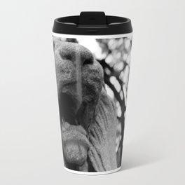 Lions Head Travel Mug