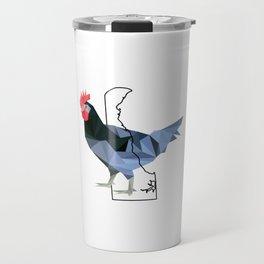 Delaware – Delaware Blue Hen Travel Mug
