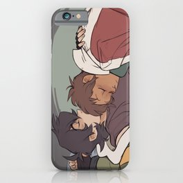 Napping iPhone Case