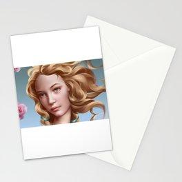 Venera rising Stationery Cards