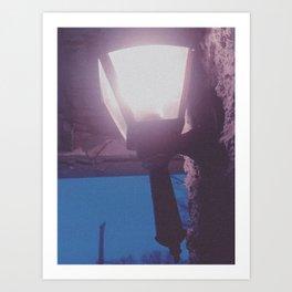 light source Art Print