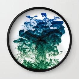 The ink tree Wall Clock