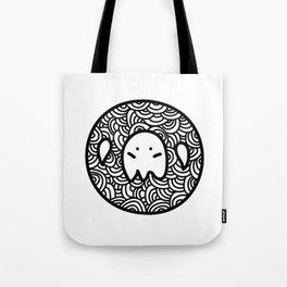 Urban Ghost Tote Bag