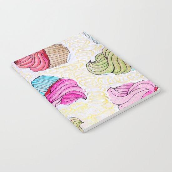 Cupcake dream Notebook