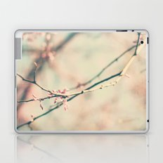 spring #1 (pinky) Laptop & iPad Skin