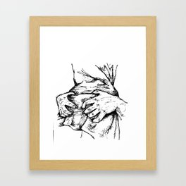 Grab it Framed Art Print