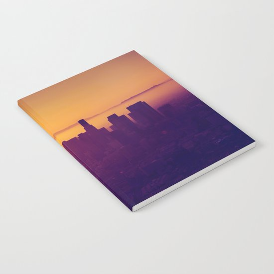 Los Angeles at Sunset Notebook