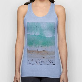 Beach Mood Unisex Tank Top