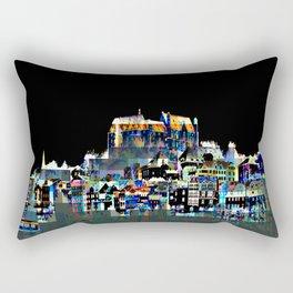 City tour Marburg Rectangular Pillow