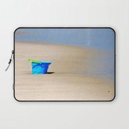 Little Blue Bucket Laptop Sleeve