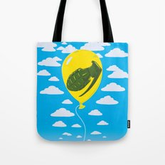 About To Pop Tote Bag
