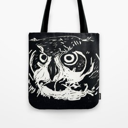 I am the Owl Tote Bag