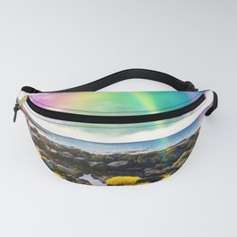 Magical Iceland Fanny Pack