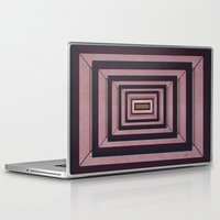 coraline Laptop & iPad Skins featuring The Door to the Other... by F. C. Brooks
