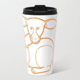 Medieval Cutie Travel Mug