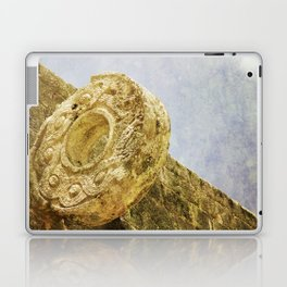 Chichen Itza Football game Laptop & iPad Skin
