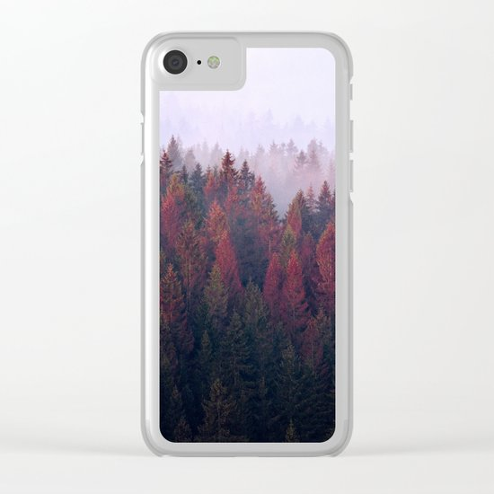 The Ridge Clear iPhone Case