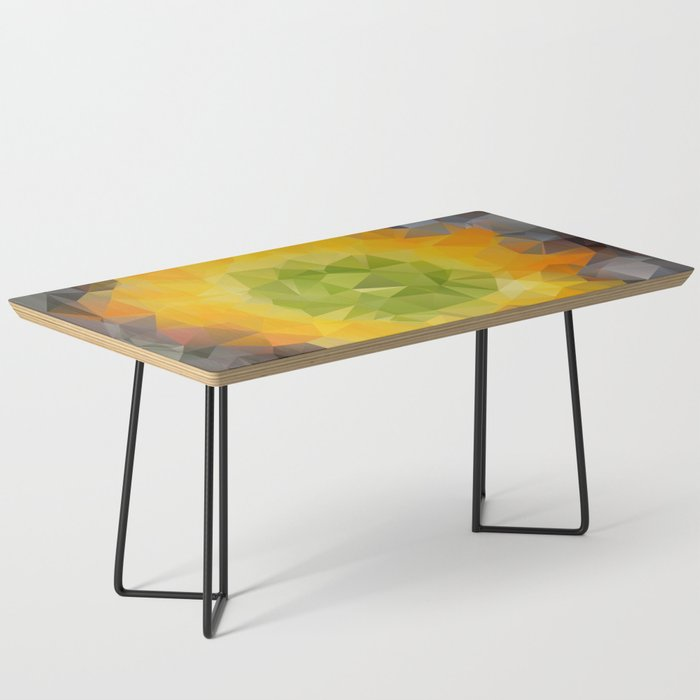 Cactus art Coffee Table