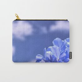 Bloom Where You Are Planted III - Nature Photography Carry-All Pouch