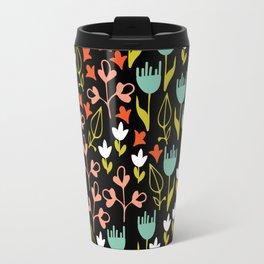 Colette - Black Travel Mug