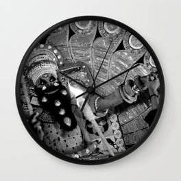 Theyyam.2 Wall Clock
