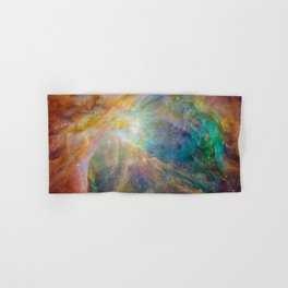 Orion Nebula Hand & Bath Towel