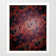 arcade Art Print