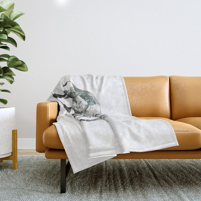 Live For Someone Else - Print Throw Blanket