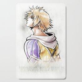 Tidus Artwork Final Fantasy X Cutting Board