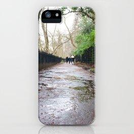 Water of Leith Edinburgh 1 iPhone Case