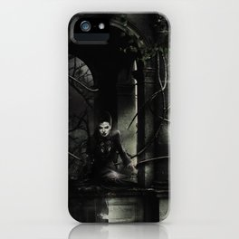 Hallween Queen 3 iPhone Case