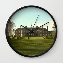 Crane Estate - Ipswich, MA Wall Clock