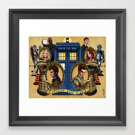 The New Who Framed Art Print