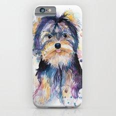 Yorkshire Terrier iPhone 6s Slim Case