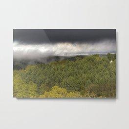 Spring Storm Metal Print