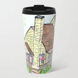Melhorn's Port Herman Beach Condo, Vacation House Travel Mug