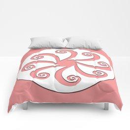 "Geometic Print ""Octo"" Comforters"