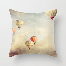 tales of another world Throw Pillow