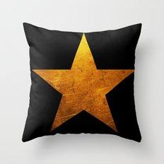 Hamilton Star Throw Pillow
