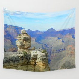 Lonely Rock  Wall Tapestry